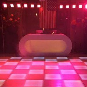 Podium en (Dans)vloeren