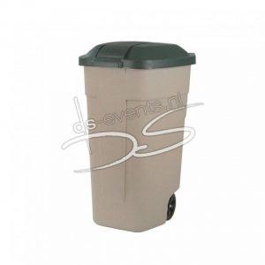 Afvalbak Op Wielen 100 liter