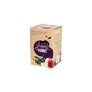 Bag in Box 5 liter Appel-vlierbessensap (Vereecken)