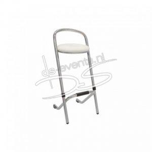 Café stoel hout donker