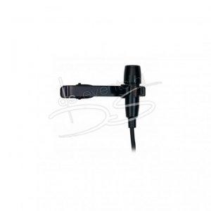 Dasspeld microfoon AKG CK55 (set; zender (beltpack), ontvanger en Dasspeld -microfoon)