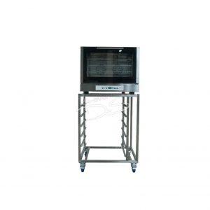 Digitale oven met stoominjectie