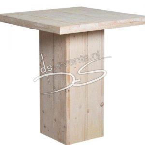 Dinertafel steigerhout, laag, 220x100cm
