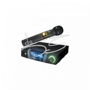 Draadloze microfoon/handheld Sennheiser (set)