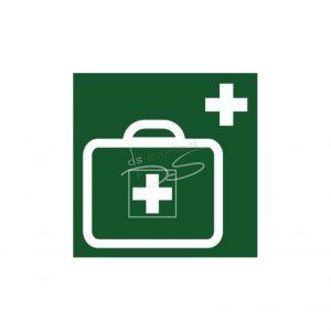 EHBO-Koffer pictogram
