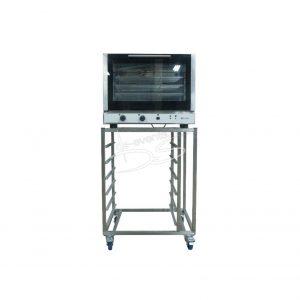 Elektrische hetelucht convectie-oven 1/1 GN Hendi 230V