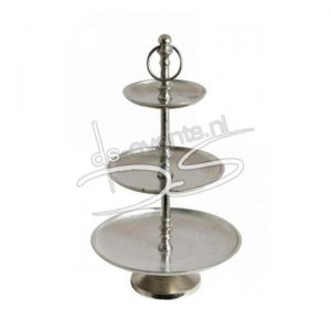 Etagere 3 laags 30×50 cm