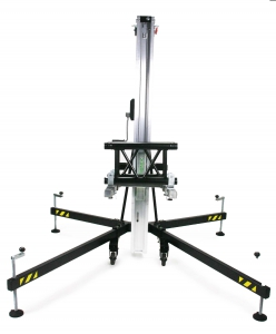 Fenix AT-06 - Frontal Lifting Tower 6.5m 250kg - Silver