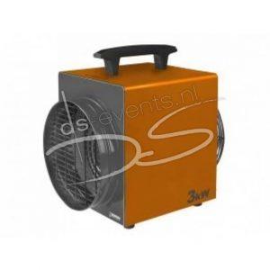Heater 3 kW + slang