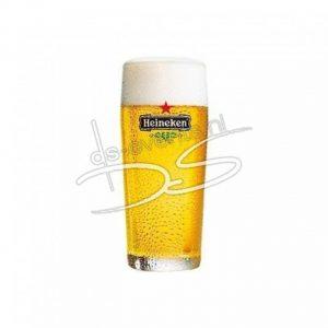 Heineken Biconisch Glas Raaf 22cl, 40 Stuks