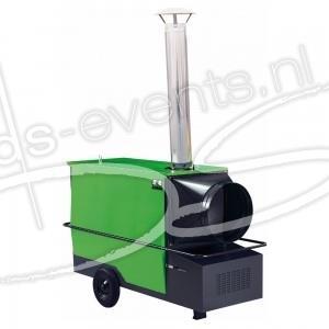 Indirect gestookte dieselheater CLK 120