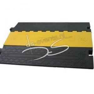 Kabelbrug mini - 3 kleine kabelkanalen