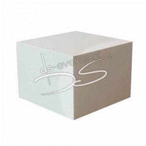 Loungetafel(tje) wit 60x60x43