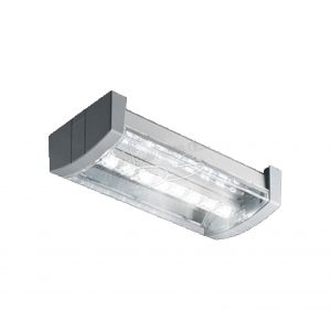 Noodverlichting LED blanco