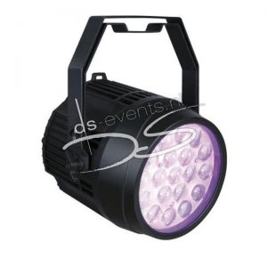 Showtec Nanoq 19 (led)spot IP54 19x10W RGBW Zoom 6-60 graden