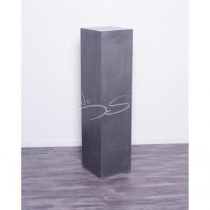 Sokkel (hout/lood) 30x30x120cm