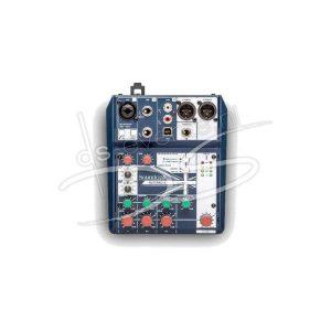 Soundcraft Notepad-5 mengpaneel