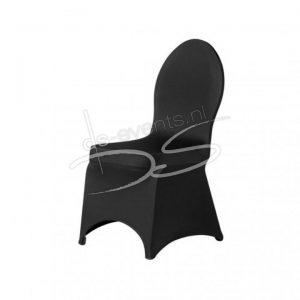 Stoelhoes Stackchairs Eminence (zwart)