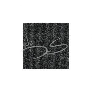 Tapijttegels zwart/grijs per m2
